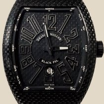 Franck Muller Vanguard Classical  Pixel Titanium Black