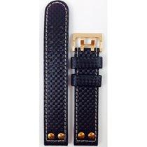 Hamilton Khaki X-Wind Carbon Lederband rosé 22/22mm H600.776.127