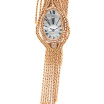 Breguet 18K Yellow Gold Reine de Naples Automatic Ladies Watch...