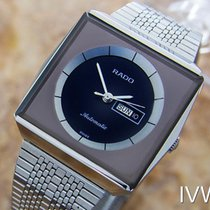 Rado Diastar Unique Swiss Automatic Stainless Steel Men's...