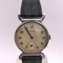 Longines vintage circa 1934-37 ART DECO steel ref2135/14