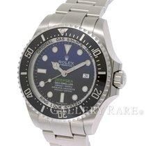 롤렉스 (Rolex) Sea-Dweller Deepsea D Blue Dial Steel 44MM