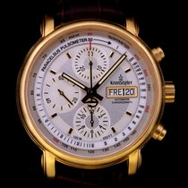 Kronsegler Chronograph Automatik Pulsometer Limited