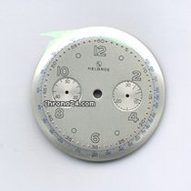 Chronographen-Zifferblatt Venus Kaliber: 175 Durchmesser: 35,00mm