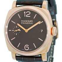 Panerai Gent's 18K Rose Gold 47mm  Historic Collection...