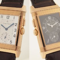 Jaeger-LeCoultre Reverso Night Day GMT 24h 18ct Rotgold