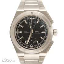 IWC IW 372501 Ingenieur Chronograph Steel 42 mm Box+Papers