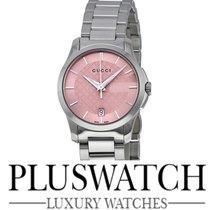 Gucci G-Timeless Pink Dial YA126524 T