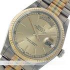Rolex Day-Date Tridor Gold 18039