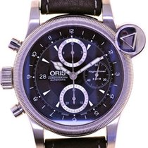 Oris Mans Automatic Wristwatch Chronograph Flight Timer R4118 Set