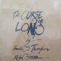 The Curse Of Lono Limited Edition 1000 Pieces Signed By Hunter...