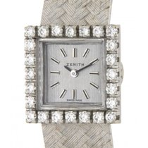 Zenith Lady White Gold, Diamonds 1ct