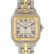 Cartier Jumbo Cartier Panthere 18K YG & SS 183957
