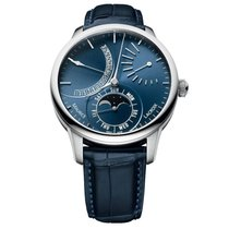 Maurice Lacroix Masterpiece Retrograde Moon