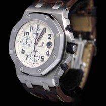 Audemars Piguet Offshore Safari Chronograph Full Set Brilliant...