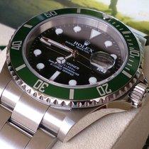 Rolex Submariner Ref 16610LV  ++WIE NEU++B&P