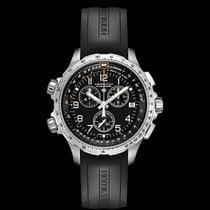 Hamilton X-Wind GMT Black Dial Chronograph