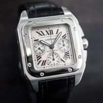 Cartier Santos XL Chrono Automatic