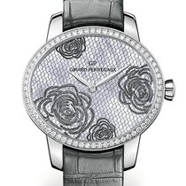 Girard Perregaux CAT'S EYE BLOOM Steel Dial Embroidery...