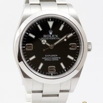 Rolex Explorer I 39mm Full Set
