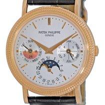"""Patek Philippe Gent's 18K Rose Gold  """"Perpetual..."""