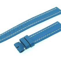 Breitling Band 15mm Neo Blue Azul Stap Correa Ib15-01