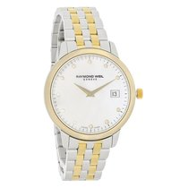Raymond Weil Toccata Diamond Ladies Swiss Quartz Watch...