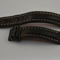 Breitling Kroko Leder Armband Band 22mm 22-18 Für Faltschliesse