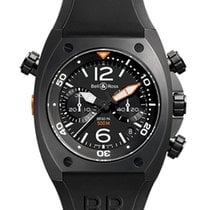 Bell & Ross Br 02-94 Chronograph Divers Карбон