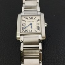 Cartier Tank Française Medium Size