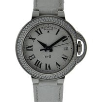 Bedat & Co No 8 Automatic Stainless Steel Daimond Case...
