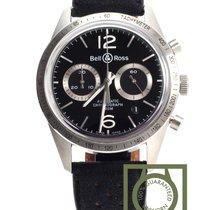 Bell & Ross Vintage Aviation Chronograph 42mm NEW