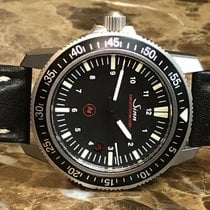Sinn EZM 3 Automatic Dive 41mm AR Box papers