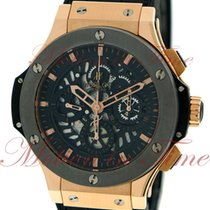 "Hublot Big Bang ""Aero Bang"", Skeleton Dial, Tantalum..."