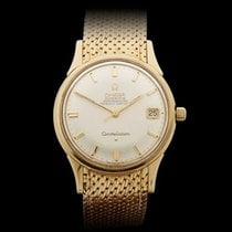 오메가 (Omega) Constellation 18k Yellow Gold Unisex - COM348