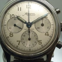 Minerva Chronograph Valjoux 72 inv. 1510 - Vintage