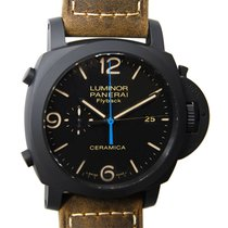 Panerai Luminor 1950 3 Days Chrono Flyback Ceramica PAM 580