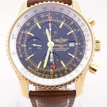 Breitling NAVITIMER WORLD GMT K24322 Limited Edition Chronogra...