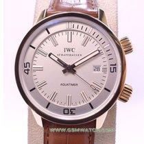 萬國 (IWC) Aquatimer Vintage Serial 18k Rg