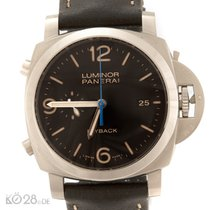 Panerai Luminor 1950 PAM 524 - 3 Days Chrono Flyback Papiere...