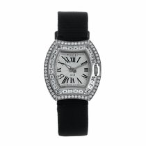 Bedat & Co No. 3 18KT White Gold Diamond Ladies Watch...