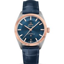 Omega Men's 13023392103001  Constellation  GlobeMaster  Watch