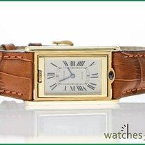 Cartier Basculante 750 Gold 38x23 Privee Collection