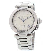 Cartier Pasha De Cartier Stainless Steel Watch Ref. 2324