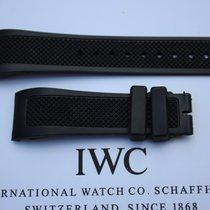 IWC portugieser 22mm rubber watchband strap