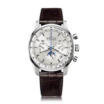 Zenith El Primero 410 Steel Automatic Mens Watch 03.2091.410/0...