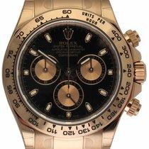 Rolex : Daytona Cosmograph :  116505 :  18k Everose Gold :...