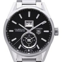 TAG Heuer Carrera Calibre 8 GMT Automatik 41 mm WAR5010.BA0723