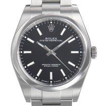Rolex Oyster Perpetual 39 mm Ref. 114300 Zifferblatt Blue