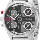 Police COPPERHEAD PL.14374JS/02M Herrenarmbanduhr Massives...